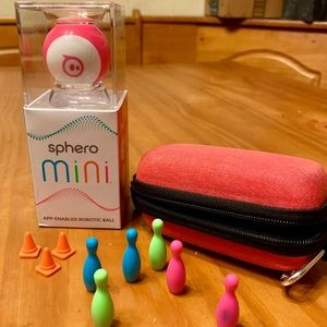 Sphero Mini Pink App Robot Ball